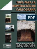 Guía Para La Interpretación Cartografica Edafología