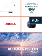 Catalogo ABELLA Recambios Adaptables Bomba Piston