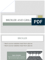 Broiler and Grills