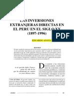 ANAYA, Eduardo_Las Inversiones Extranjeras directas en el Perú.pdf