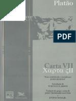 Platão - Carta Sétima