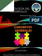 Presentacion de Sociología Del Desarrollo