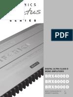 BRX4000D-9000D