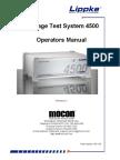 Manual Lippke4500