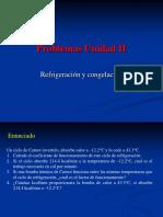 Problemas 1 - Unidad II