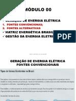 Geração e Gestão de Energia Eletrica