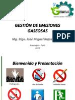 Gestión de Emisiones Gaseosas