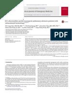 Cambios en el EKG predictores de edema pulmonar neurogénico en hemorragia subaracnoidea
