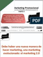 El nuevo marketing promocional (parte II)