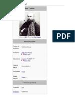 Paul Verlaine Biografia - Obras