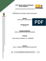 Conversión de notaciones Practica