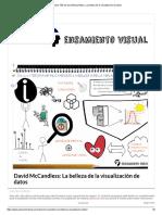 Charla TED de David Mccandless_ La Belleza de La Visualización de Datos