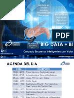 Memorias Big Data