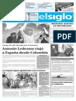 El Siglo Edicion Impresa 18-11-2017