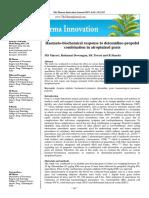 Haemato-biochemical response to detomidine-propofol combination in atropinized goats