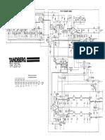Tandberg TR-2075 Schematics