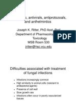Antiviral Antifungal