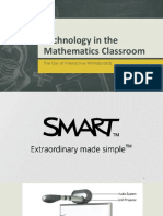 Technology in the Mathematics Classroom.ppt