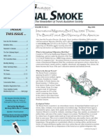 May 2006 Signal Smoke Newsletter Travis Audubon Society