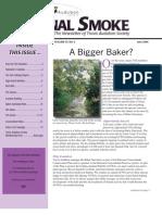 June 2006 Signal Smoke Newsletter Travis Audubon Society