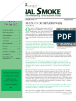 July-Aug 2006 Signal Smoke Newsletter Travis Audubon Society