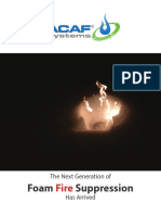 ACAF Fire Suppression Brochure