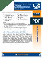 MA_4_Manajemen Produksi Dalam Usaha Budidaya Pertanian