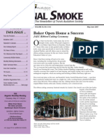 May-June 2007 Signal Smoke Newsletter Travis Audubon Society