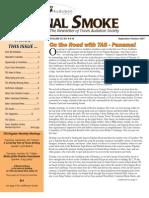 Sept-Oct 2007 Signal Smoke Newsletter Travis Audubon Society