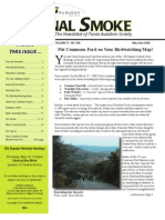 May-June 2008 Signal Smoke Newsletter Travis Audubon Society