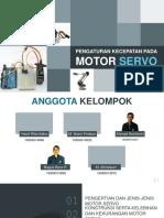 Ppt Motor Servo