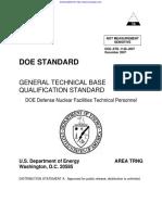 DOE-STD-1146-2007