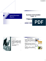 Prelim Lecture Types of Business Reports