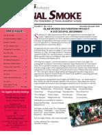 Nov-Dec 2008 Signal Smoke Newsletter Travis Audubon Society