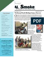 Jan-Feb 2009 Signal Smoke Newsletter Travis Audubon Society