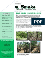 May-June 2009 Signal Smoke Newsletter Travis Audubon Society
