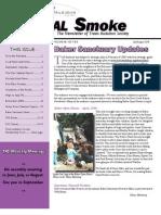 July-Aug 2009 Signal Smoke Newsletter Travis Audubon Society