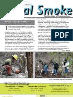 March-April 2010 Signal Smoke Newsletter Travis Audubon Society