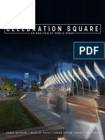 An Analysis of the Calgary Celebration Square through the lens of Kevin Lynch Urban theories