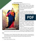 Advocaciones de La Virgen