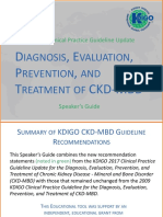 KDIGO 2017 CKD MBD Update Speaker Guide 1