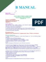 DS Lab Manual-1-