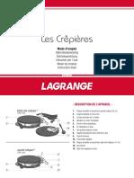 Crepera Lagrange Duo