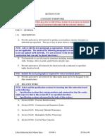 03100 - Concrete Formwork - MST
