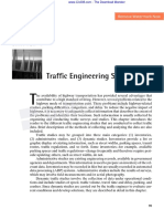 Traffic Engineering Studies_part1