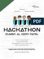Alcance-Hackathon2017