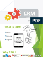 CRM Challenges in Organisation