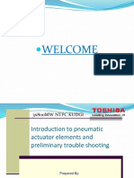 Pneumatic Actuator Elements