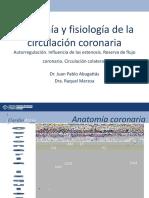 Anatomia y Fisiologia de La Circulacion Coronaria [Autoguardado]