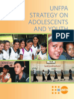 UNFPA Adolescents and Youth Strategy
